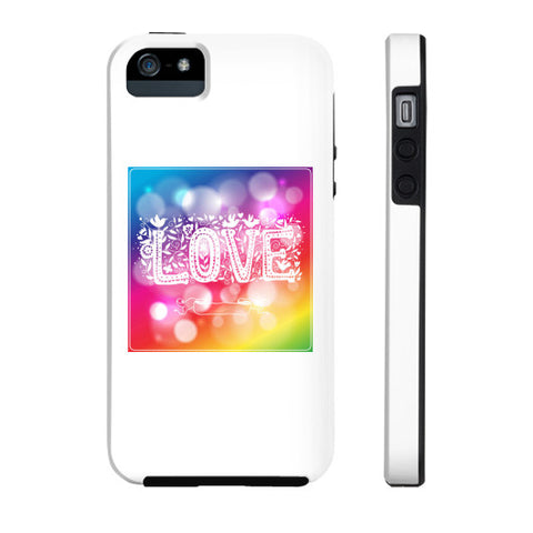 Phone Case Tough iPhone 5/5s - Healthcare Blood Test Store