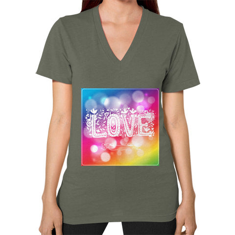 V-Neck (on woman) Lieutenant - Healthcare Blood Test Store