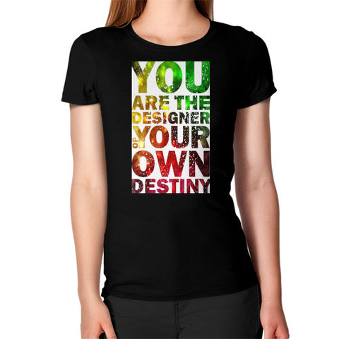 Women's T-Shirt Black - Healthcare Blood Test Store