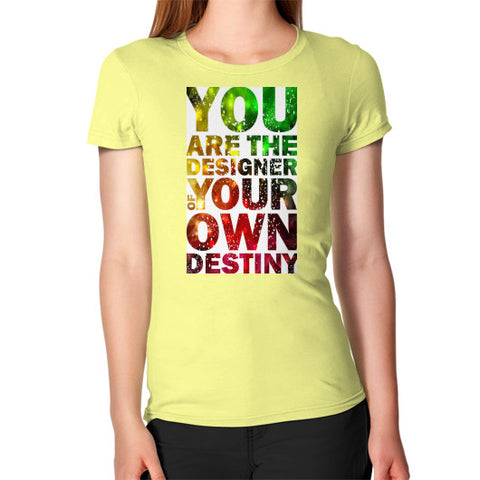 Women's T-Shirt Lemon - Healthcare Blood Test Store
