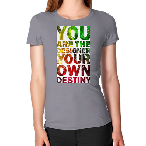 Women's T-Shirt Slate - Healthcare Blood Test Store