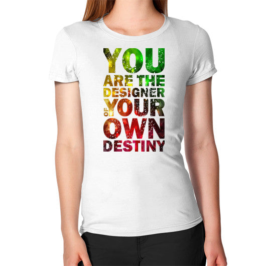 Women's T-Shirt White - Healthcare Blood Test Store