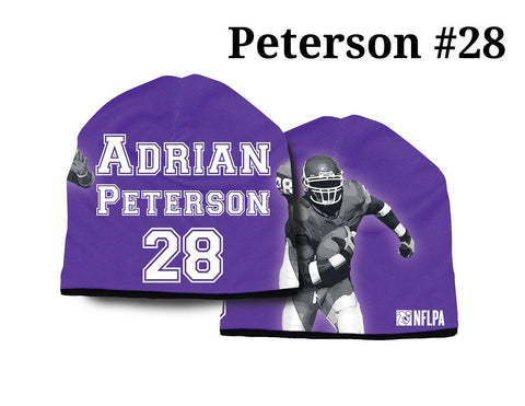 Minnesota Vikings Adrian Peterson Beanie  - Lightweight