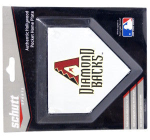 Arizona Diamondbacks Authentic Hollywood Pocket Home Plate
