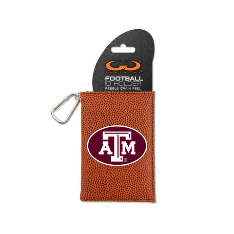 Texas A&M Aggies Classic Football ID Holder