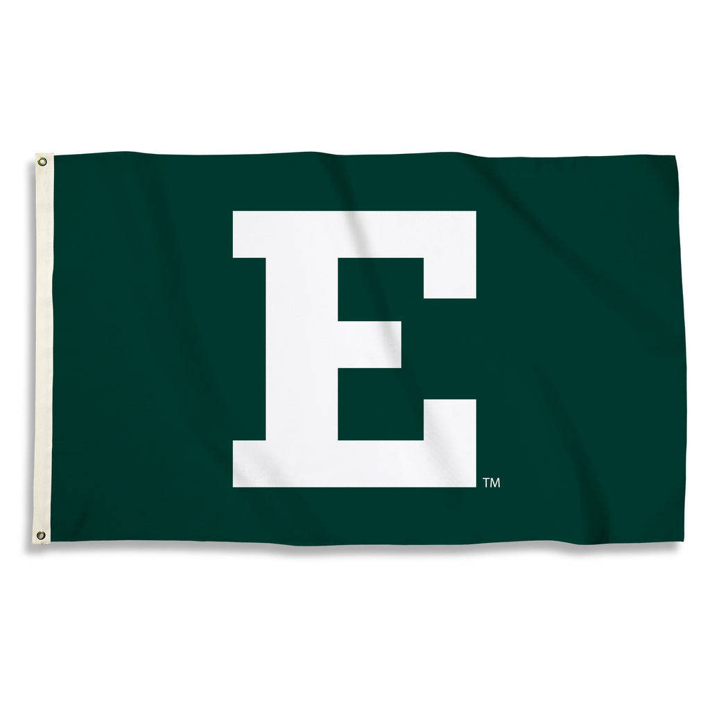 NCAA Officially licensed products Eastern Michigan Eagles 3 Ft. X 5 Ft. Flag W/Grommets Show everyone that you are a die-har