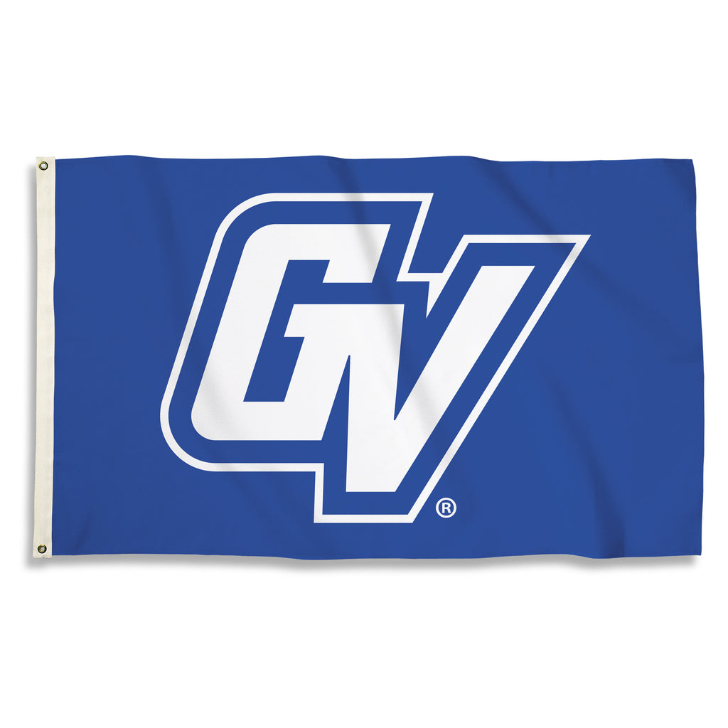 NCAA Officially licensed products Grand Valley State Lakers 3 Ft. X 5 Ft. Flag W/Grommets Show everyone that you are a die-h
