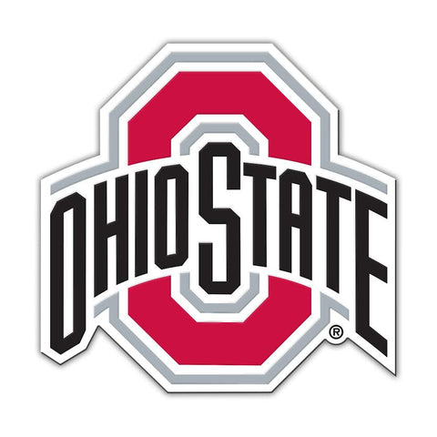"Ohio State Buckeyes 12"" Car Magnet - New"
