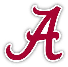 "Alabama Crimson Tide 12"" Car Magnet"