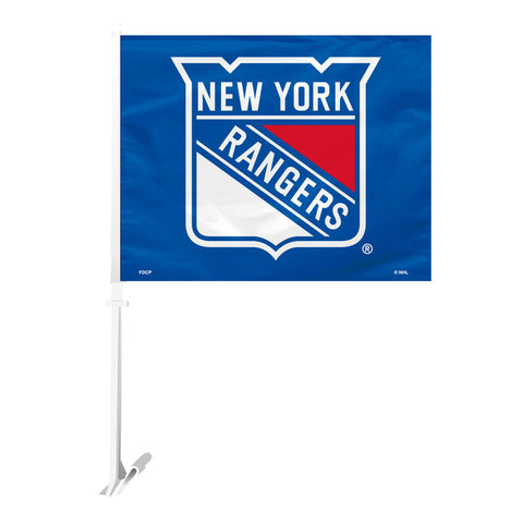 New York Rangers Car Flag