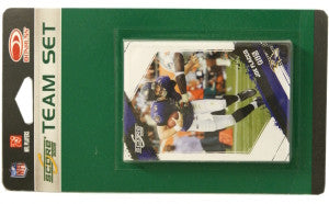 Baltimore Ravens 2009 Score Team Set