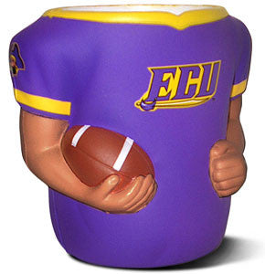East Carolina Pirates Jersey Can Cooler