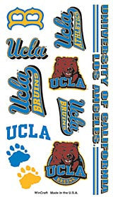 UCLA Bruins Temporary Tattoos