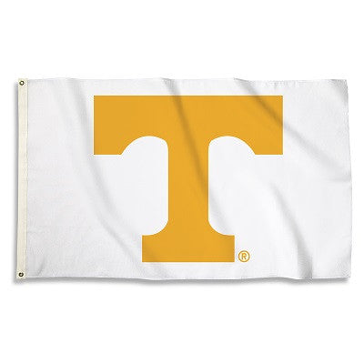 NCAA Officially licensed products Tennessee Volunteers 3 Ft. X 5 Ft. Flag W/Grommets Show everyone that you are a die-hard f