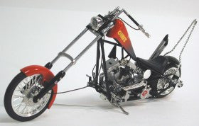 Kansas City Chiefs 1:10 Orange County Choppers #2 Chopper