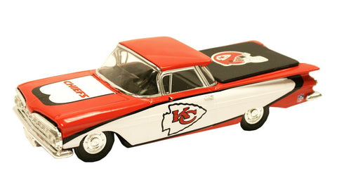 Kansas City Chiefs 1:25 El Camino