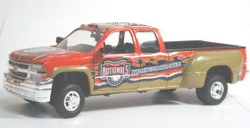 Washington Nationals 2006 1:25 Chevy Silverado