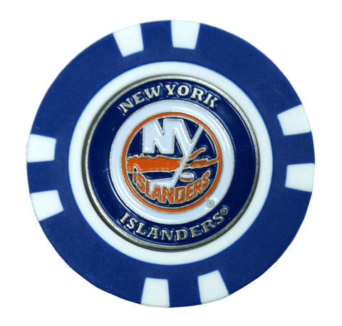 New York Islanders Golf Chip with Marker