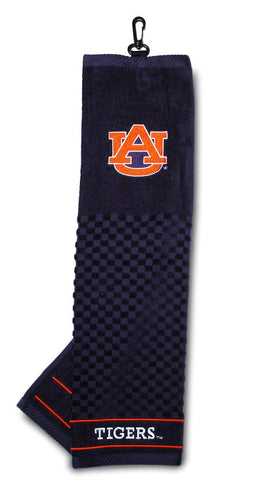 "Auburn Tigers 16""x22"" Embroidered Golf Towel"