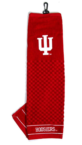"Indiana Hoosiers 16""x22"" Embroidered Golf Towel"