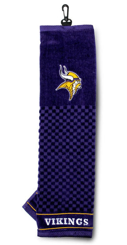 "Minnesota Vikings 16""x22"" Embroidered Golf Towel"