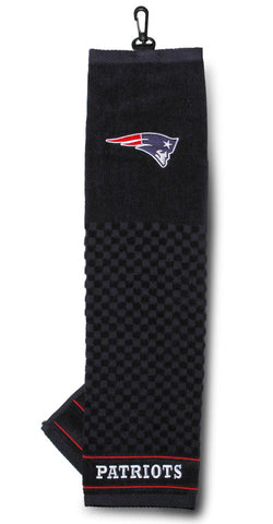 "New England Patriots 16""x22"" Embroidered Golf Towel"