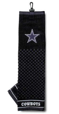 "Dallas Cowboys 16""x22"" Embroidered Golf Towel"