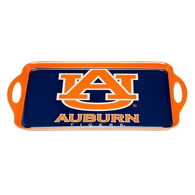 NCAA Officially licensed products Auburn Tigers Melamine Serving Tray Show your team spirit with this durable melamine servi