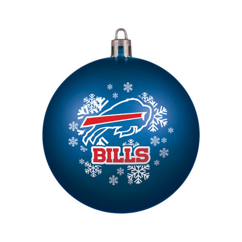 Buffalo Bills  Ornament - Shatterproof Ball