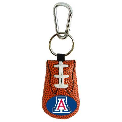 Arizona Wildcats Classic Football Keychain