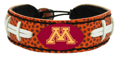 Minnesota Gophers Classic Football Bracelet