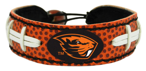 Oregon State Beavers Classic Football Bracelet