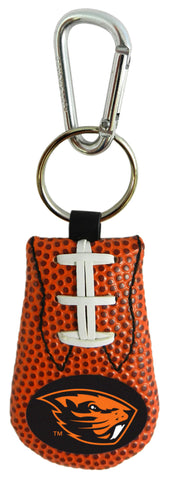Oregon State Beavers Classic Football Keychain