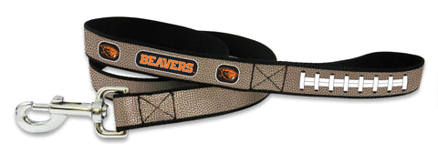 Oregon State Beavers Reflective Football Leash - S