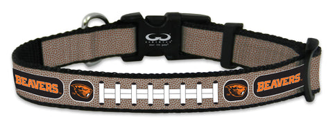 Oregon State Beavers Reflective Toy Football Collar