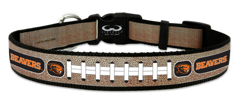 Oregon State Beavers Reflective Medium Football Collar