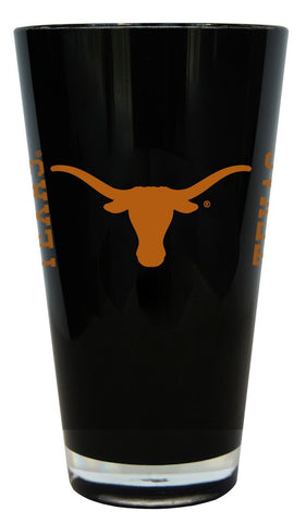 Texas Longhorns 20 oz Insulated Plastic Pint Glass