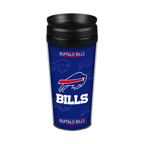 Buffalo Bills 14oz. Full Wrap Travel Mug