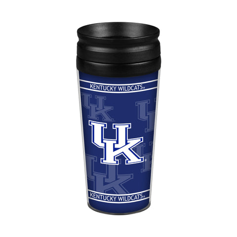 Kentucky Wildcats 14oz. Full Wrap Travel Mug