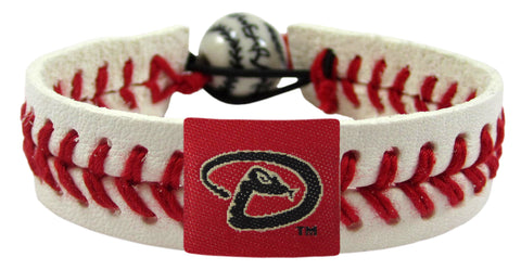 Arizona Diamondbacks Classic Baseball Bracelet