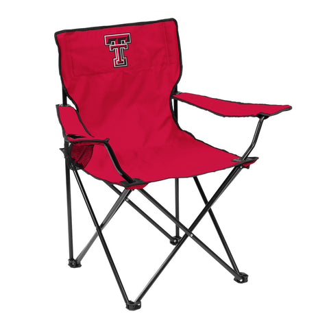 Texas Tech Red Raiders Quad Chair - Logo Chair