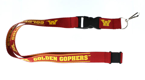 Minnesota Golden Gophers Lanyard - Maroon