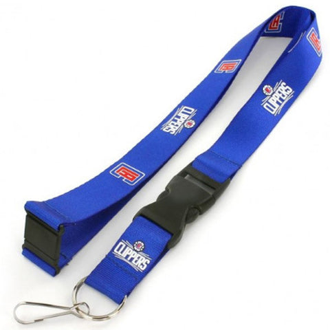 Los Angeles Clippers Lanyard - Blue