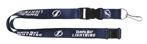 Tampa Bay Lightning Lanyard - Blue