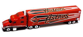 Houston Astros 1:80 2009 Tractor Trailer