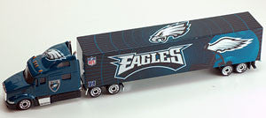 Philadelphia Eagles 1:80 2011 Tractor Trailer