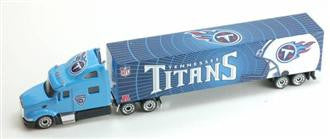 Tennessee Titans 1:80 2011 Tractor Trailer