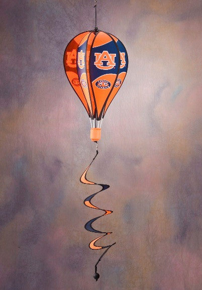 NCAA Officially licensed products Auburn Tigers Hot Air Balloon Spinner Our collegiate Hot Air Balloon Spinners will add col