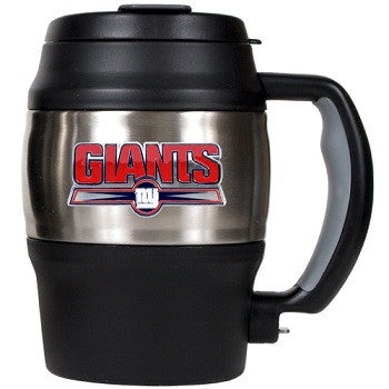NFL Officially licensed products New York Giants 20 Oz. Thermal Jug This officially licensed 20 oz. thermal jug is great for