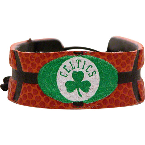 Boston Celtics Classic Basketball Bracelet